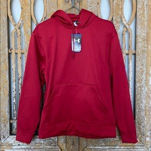 Under Armour COLD GEAR TRAINING HOODIE PULLOVER S